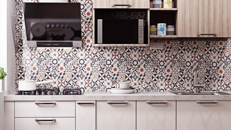 Kitchen Tiles to Consider For the Indian Kitchen Walls